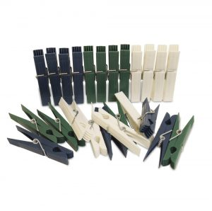 Plastic Clothespins 36 Count