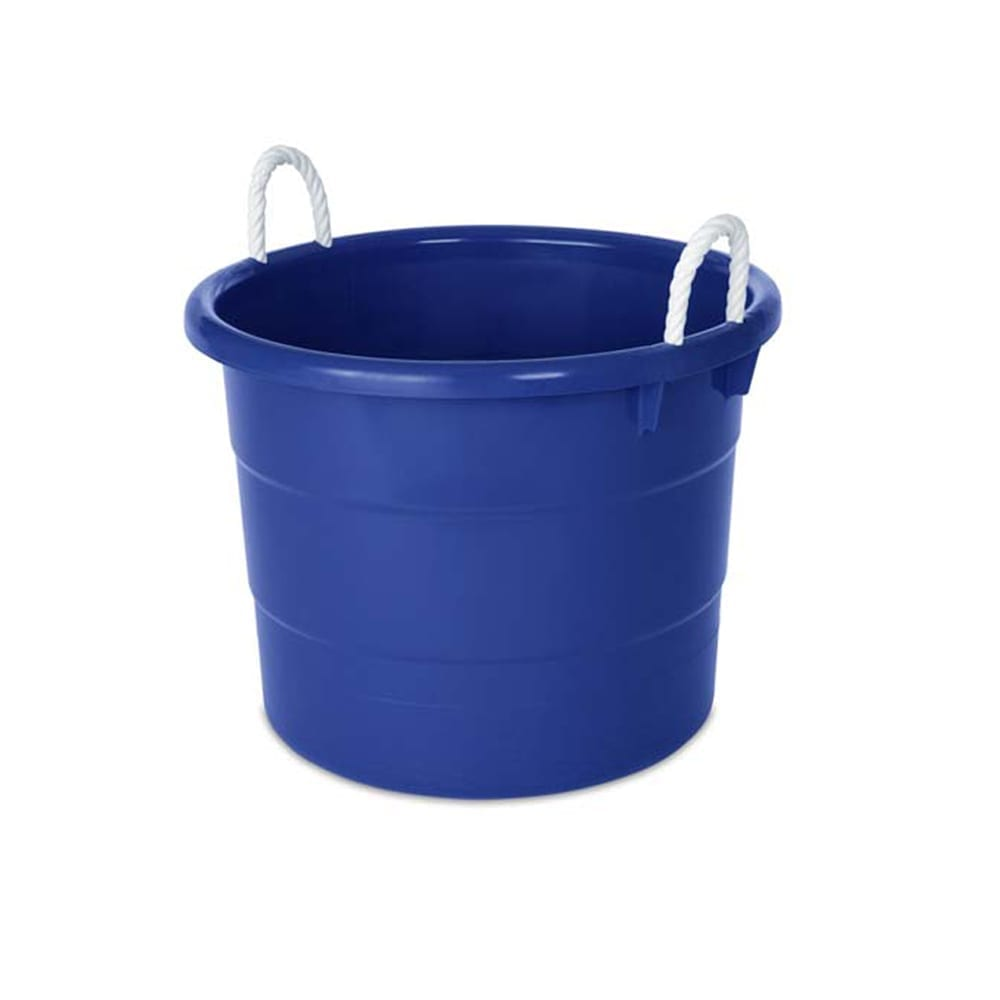 rope handled tubs from HOMZ