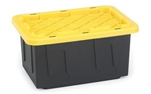 Durabilt 15 Gallon Tough Tote